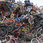 We don't want to see bikes in landfills.